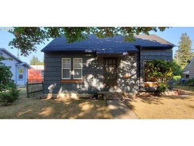 Newberg, Dundee, Lafayette Single Family Home For Sale: 418 S River St