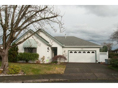 Portland Single Family Home For Sale: 2420 NE 154th Pl