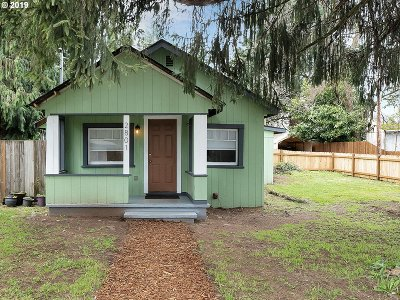 Single Family Home For Sale: 2801 SE 112th Ave