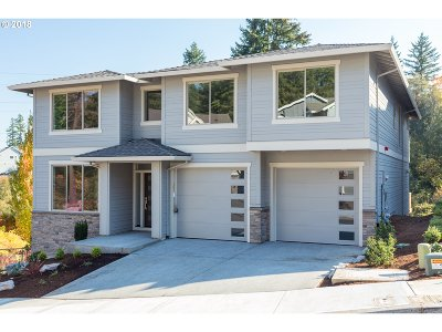 Beaverton Single Family Home For Sale: 16250 SW Jade View Way