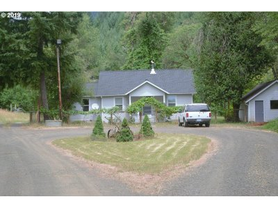 Oakland Single Family Home For Sale: 2107 Sparks Rd