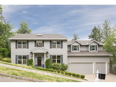 Portland Single Family Home For Sale: 1603 NW Mayfield Rd