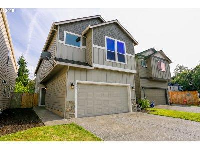 Ridgefield Single Family Home For Sale: 1417 NE 170th Cir