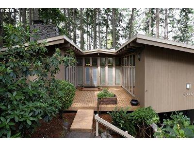 Eugene Single Family Home For Sale: 4410 Hilyard St