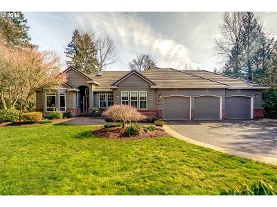 Newberg Single Family Home For Sale: 9500 NE Glen Hollow Dr