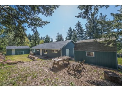 Happy Valley, Clackamas Single Family Home For Sale: 10801 SE Tyler Rd