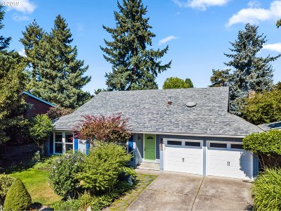 Portland Single Family Home For Sale: 4225 NW 190th Ave