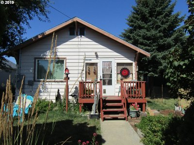 Pendleton Single Family Home For Sale: 123 SE 19th St