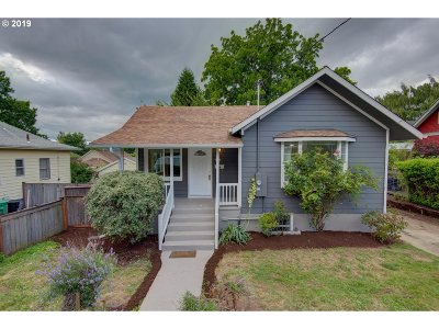 Single Family Home For Sale: 3921 SE 30th Ave