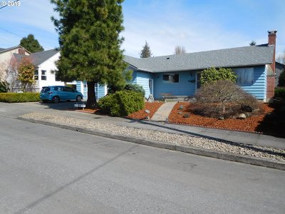 Single Family Home For Sale: 94 SE 87th Ave