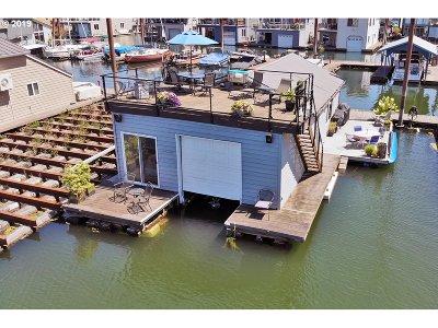 Portland Single Family Home For Sale: 18305 NE Marine Dr #B3