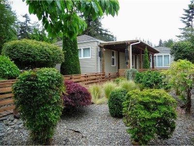 Coquille Single Family Home For Sale: 785 E 1st
