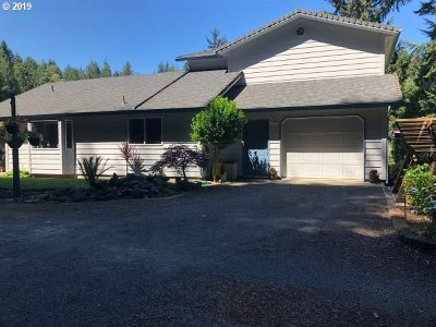 Florence Single Family Home For Sale: 6130 Santa Rd