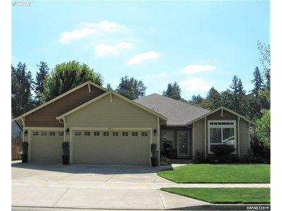 Salem Single Family Home For Sale: 2342 Equestrian Loop S