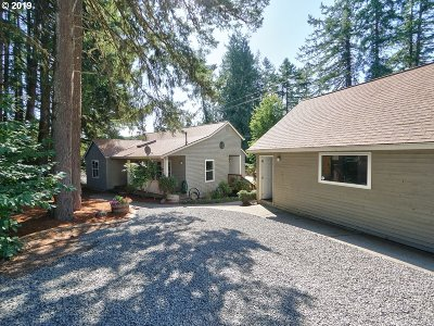 Hillsboro, Forest Grove, Cornelius Single Family Home For Sale: 32980 SW Firdale Rd