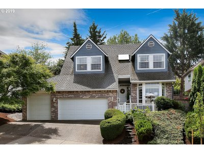 Tualatin Single Family Home For Sale: 19260 SW Mobile Pl