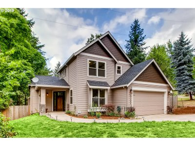 Clackamas County Single Family Home For Sale: 32685 SE Coupland Rd