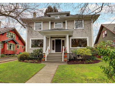 Single Family Home For Sale: 2344 NE 12th Ave