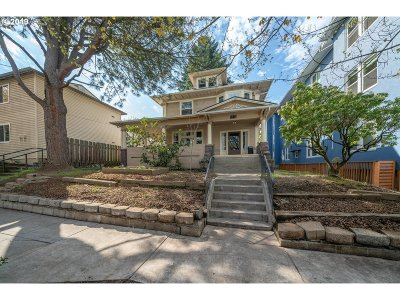 Single Family Home For Sale: 1314 SE Taylor St