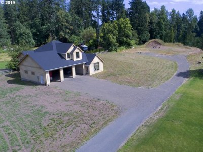 Newberg Single Family Home For Sale: 34870 NE Wilsonville Rd