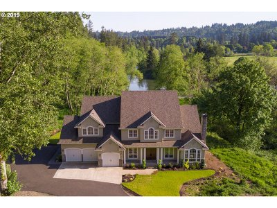 West Linn Single Family Home For Sale: 22875 SW Johnson Rd