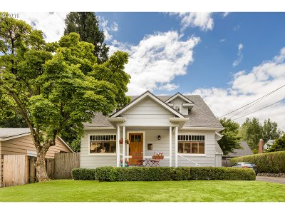 Single Family Home For Sale: 1707 SE 60th Ave