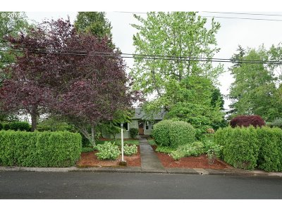 Salem Single Family Home For Sale: 3291 Bluff Ave