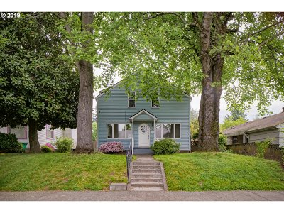 Portland Single Family Home For Sale: 7112 N Portsmouth Ave