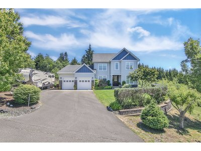 Coos Bay Single Family Home For Sale: 93676 Links Ln