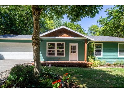 Sandy Single Family Home For Sale: 38205 SE Marcy St