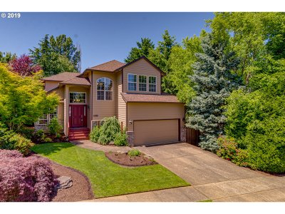 Beaverton Single Family Home For Sale: 9865 SW 158th Ave