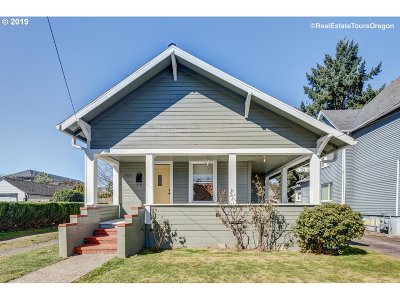 Single Family Home For Sale: 9101 N Mohawk Ave