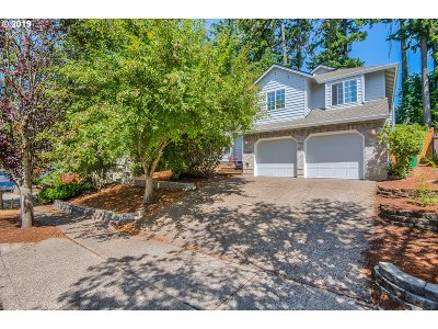 Beaverton Single Family Home For Sale: 15325 SW Sapphire Dr