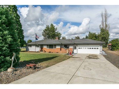 Hillsboro, Forest Grove Single Family Home For Sale: 26645 NW Meek Rd