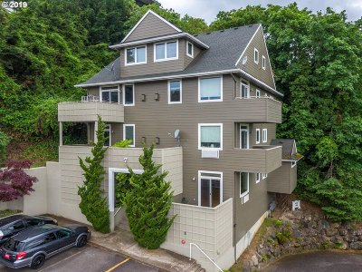 Portland Condo/Townhouse For Sale: 1640 SW Montgomery St #E