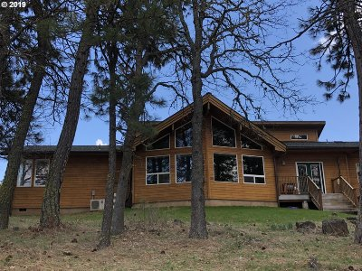 Goldendale Single Family Home For Sale: 2507 Hwy 142