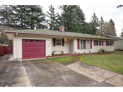 Portland Single Family Home For Sale: 710 NE 196th Ave