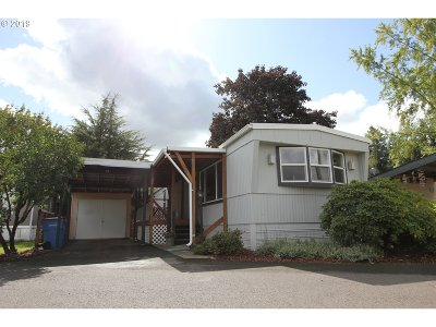 Vancouver WA Single Family Home For Sale: $69,000