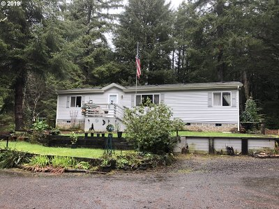 Florence Single Family Home Pending: 4697 Mitchell Loop Rd