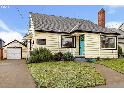 Portland Single Family Home For Sale: 7124 N Campbell Ave