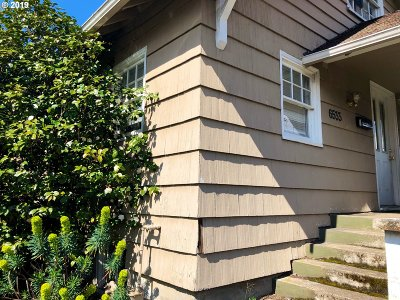 Single Family Home For Sale: 6533 SE 70th Ave