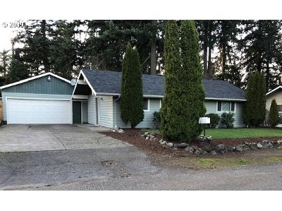 Portland OR Single Family Home For Sale: $274,950