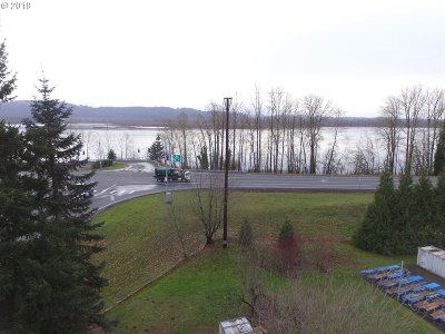 Washougal Single Family Home For Sale: 1 Washougal River Rd
