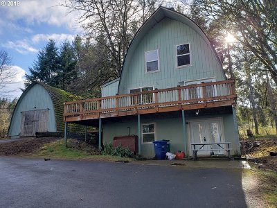 Estacada Single Family Home For Sale: 21571 S Parkview Ln