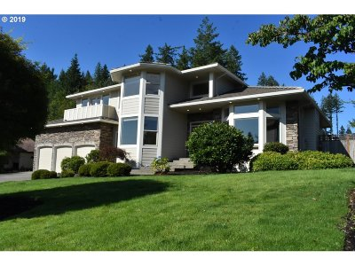 Camas Single Family Home For Sale: 2822 NW Lacamas Dr