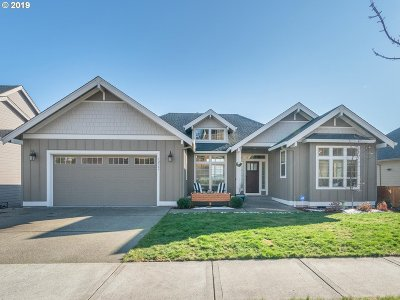 Happy Valley Single Family Home For Sale: 12366 SE Verlie St