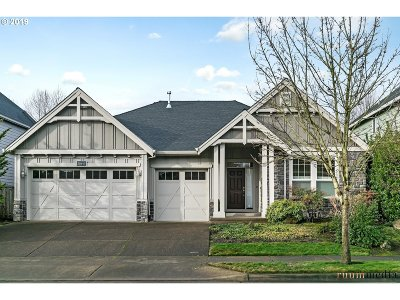 Wilsonville Single Family Home For Sale: 28447 SW Morningside Ave