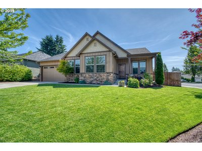 Washougal Single Family Home For Sale: 3785 P Loop