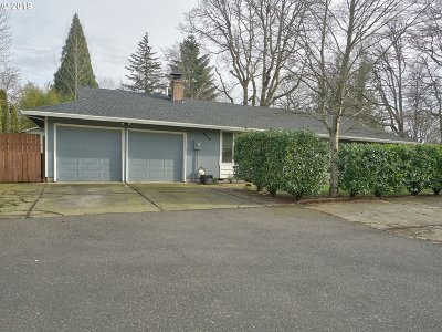 Portland Single Family Home For Sale: 8480 SW Birch St