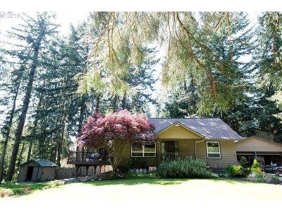 Beaverton, Aloha Single Family Home For Sale: 17850 SW Pheasant Ln